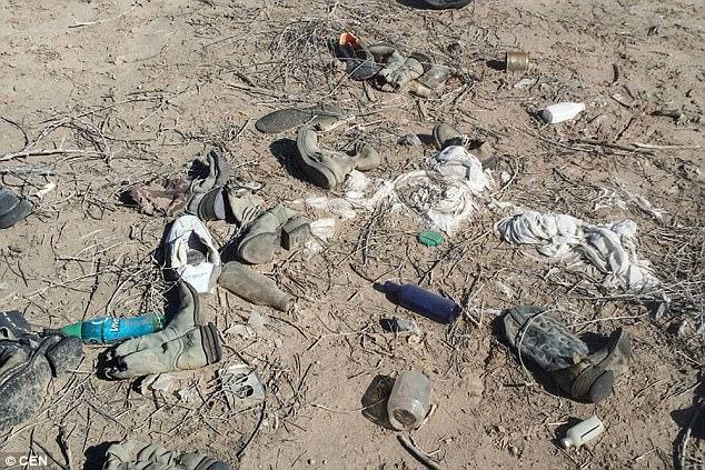 Mexico: 3.000 xác nạn nhân bị băng nhóm ma túy ngâm axit - 2