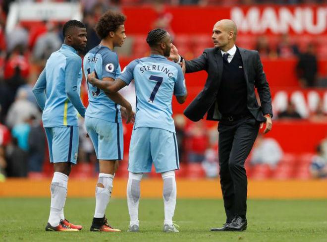 """Kinh điển MU – Man City: Sir Alex """"nhập"""" Pep, thua Mourinho vẫn xứng đáng vô địch - 1"""