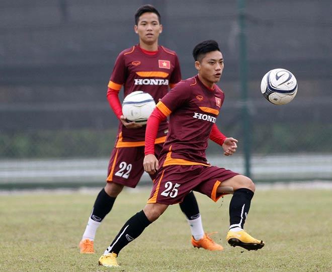 """Lo hàng công """"tậm tịt"""" của U23 Việt Nam - 1"""