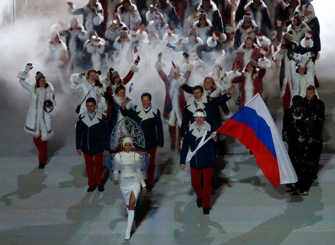 Nóng: Có VĐV dùng doping, Nga bị cấm dự Olympic mùa Đông 2018 - 2