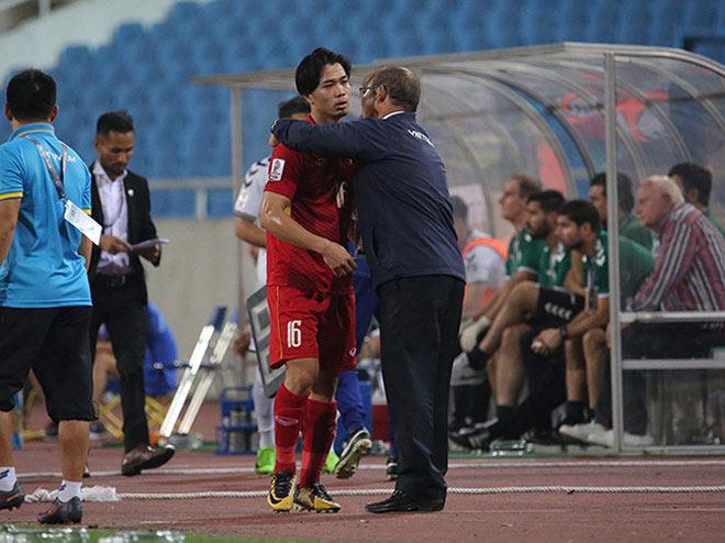 U23 Việt Nam đá giải Thái Lan: Công Phượng dẫn đầu, Tuấn Anh bị loại - 1