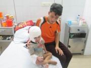 Đằng sau câu chuyện mẹ tưới xăng vào người con khi vừa bỏng nặng