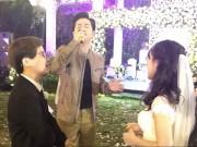 Quách Tuấn Du không nhận cát-xê khi hát đám cưới chàng trai chuyển giới