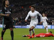 Tin nóng cúp C1 ngày 6/12: Tottenham sa sút vì... Real