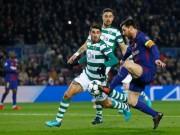 """Messi  """" gánh """"  Barca: Xuất chúng phiên bản nâng cấp của Maradona"""