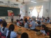 Chính phủ Nhật Bản tham gia thúc đẩy dự án bữa ăn học đường
