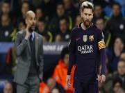 Bóng đá - Man City thèm khát Messi, trả lương 26 tỷ đồng/tuần nhất thế giới