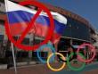 Nóng: Có VĐV dùng doping, Nga bị cấm dự Olympic mùa Đông 2018