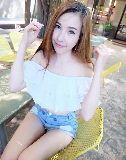 """Những chiếc quần ngắn tới mức """"khó thở"""" của con gái Thái Lan - 13"""