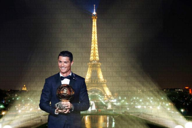 """Quả bóng Vàng 2017: """"Siêu nhân"""" Ronaldo và ngôi sao 5 cánh lấp lánh - 14"""