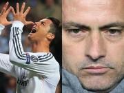 Bóng đá - Quả bóng Vàng Ronaldo & Mourinho lọt top 10 SAO bóng đá bị ghét nhất