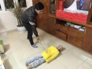 Tin tức trong ngày - Bé trai 10 tuổi chằng chịt sẹo trên người: Bố đẻ thừa nhận đánh con