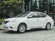 """Nissan Sunny giảm giá mạnh,  """" đe dọa """"  Attrage và Aveo"""