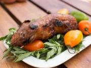 """Chuột lang nướng, món đặc sản gây tranh cãi  """" nảy lửa """"  ở nhiều quốc gia"""