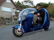 Xe Electrom LEV: Giải pháp hữu hiệu thay cho xe bốn bánh