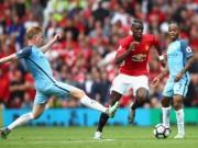 Bóng đá - Man City thua thảm cúp C1: Pogba tuyên bố MU thắng derby