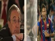 Neymar  đi đêm  Real: Cha tham tiền, bán tương lai con trai giá  cắt cổ