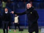 Man City thua trước derby Manchester: Pep vẫn mạnh miệng dọa MU