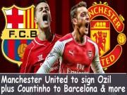Bóng đá - Coutinho 4000 tỷ đồng đồng ý tới Barca, MU rộng cửa đón Ozil