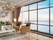 Tầm nhìn sông Hồng đắt giá của căn hộ D ' . El Dorado