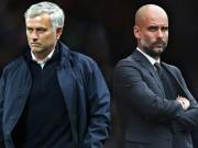 Bóng đá - Derby MU - Man City: Đấu tay đôi, Mourinho vẫn có thể thắng Pep