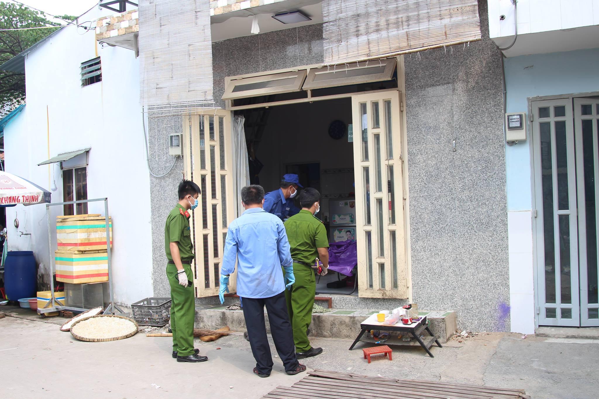 Người đàn ông chết bí ẩn trong căn nhà ở Sài Gòn - 1