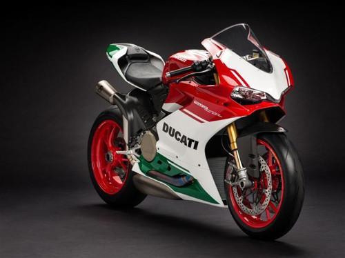 Ducati vẫn sẽ duy trì động cơ V-Twin tới năm 2020 - 2