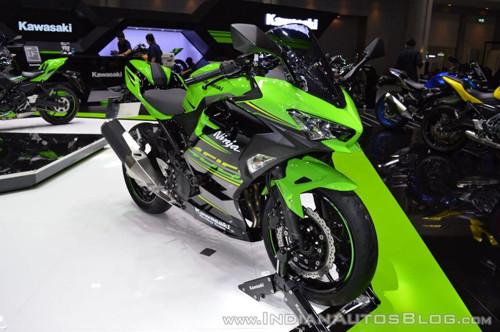 Kawasaki Ninja 400 ra mắt thị trường Mỹ, giá chỉ từ từ 4.999 USD - 1