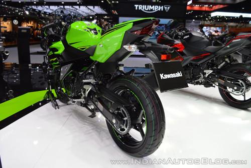 Kawasaki Ninja 400 ra mắt thị trường Mỹ, giá chỉ từ từ 4.999 USD - 4