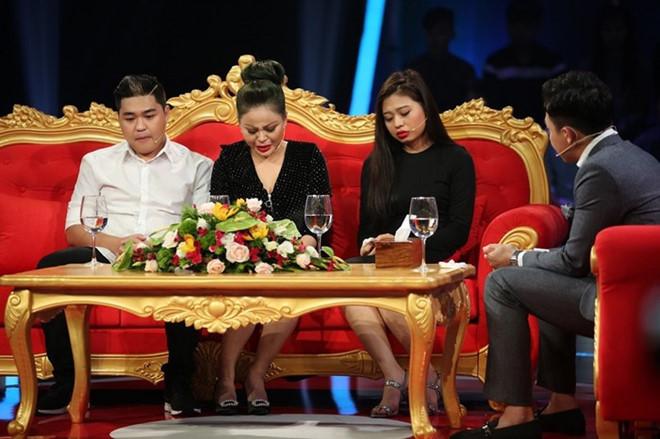 """Con gái Duy Phương - Lê Giang: """"Cả gia đình tôi đều muốn chết vì áp lực"""" - 2"""