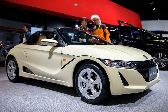 Honda S660 Komorebi: Xe thể thao cực dễ thương - 3