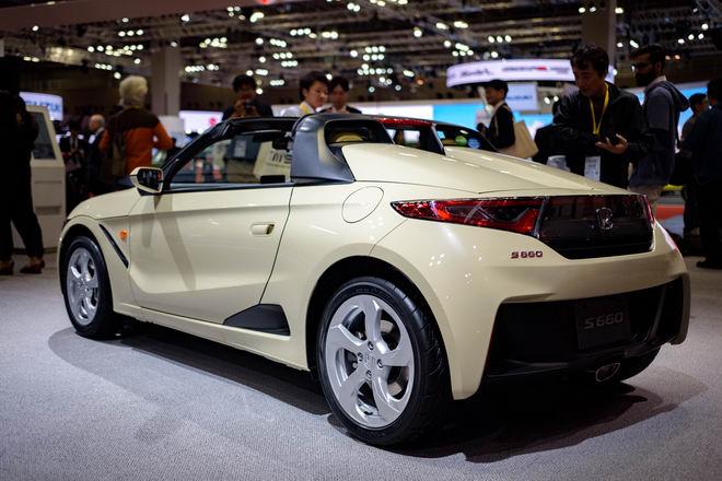 Honda S660 Komorebi: Xe thể thao cực dễ thương - 5