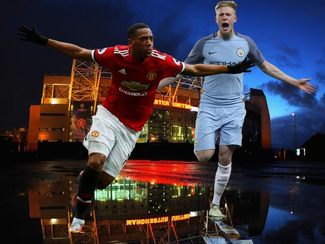 """Kinh điển MU – Man City: Mourinho """"phù phép"""" Lukaku, ác mộng Guardiola - 3"""