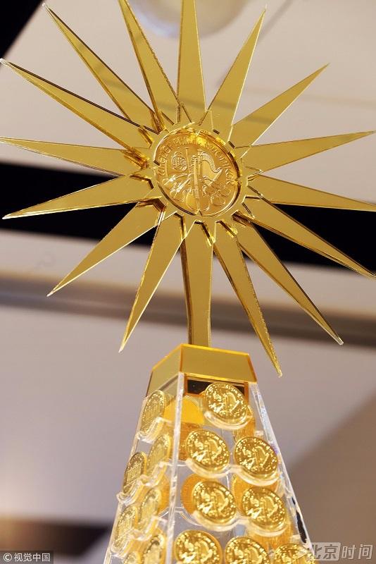 """Choáng với cây thông """"tiền vàng"""" trị giá 70 tỷ đồng ở Nhật - 2"""