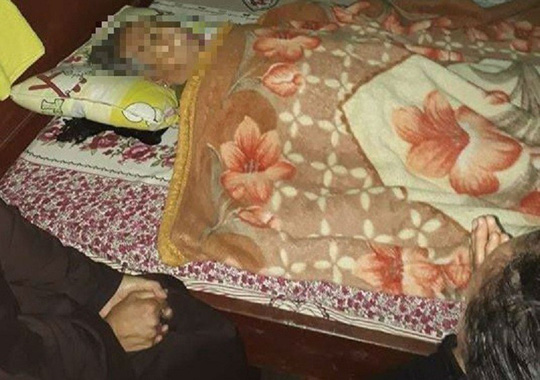 Cụ bà 90 tuổi bất ngờ sống lại khi người nhà chuẩn bị lo hậu sự - 2