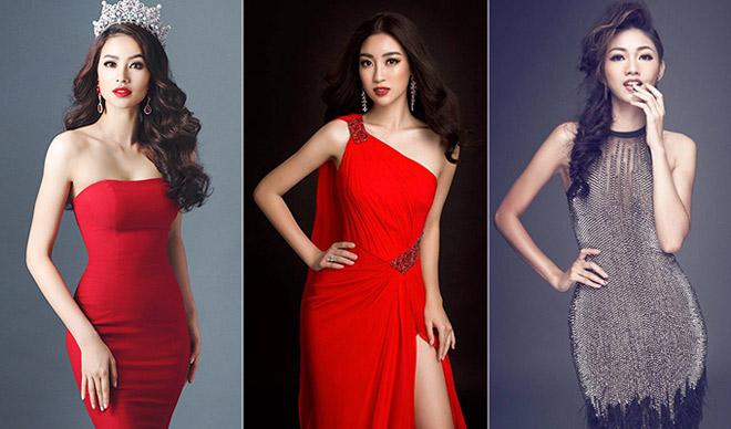 Dàn Hoa hậu sẽ hóa Nữ hoàng trong cung điện Ai Cập giữa Hà Nội - 1