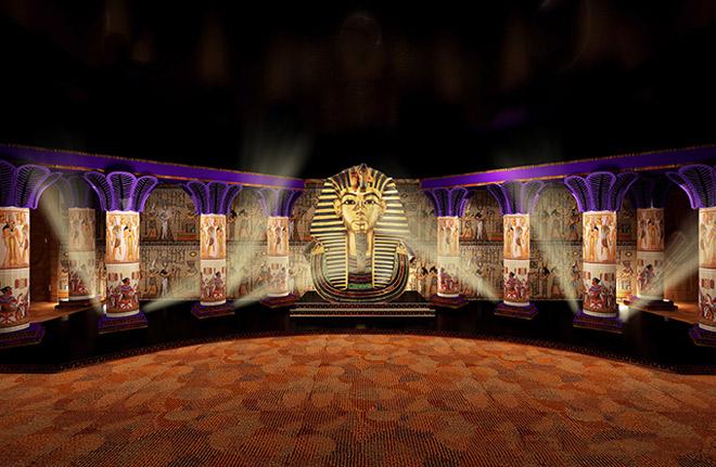 Dàn Hoa hậu sẽ hóa Nữ hoàng trong cung điện Ai Cập giữa Hà Nội - 2