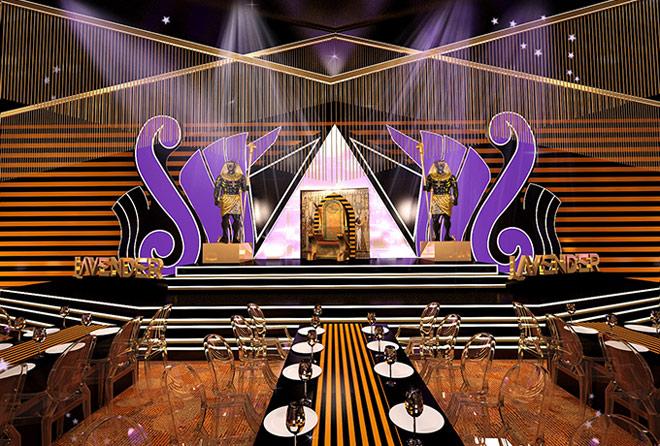 Dàn Hoa hậu sẽ hóa Nữ hoàng trong cung điện Ai Cập giữa Hà Nội - 3