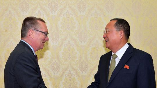 """Nghị sĩ Mỹ tố Trung Quốc """"nói dối"""" về Triều Tiên suốt 25 năm - 2"""