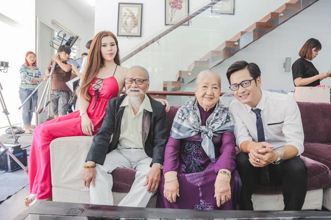 Người mẫu kiêm doanh nhân Diễm Thúy tung MV đầu tay - 4