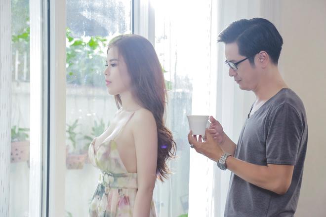 Người mẫu kiêm doanh nhân Diễm Thúy tung MV đầu tay - 5
