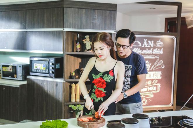 Người mẫu kiêm doanh nhân Diễm Thúy tung MV đầu tay - 7