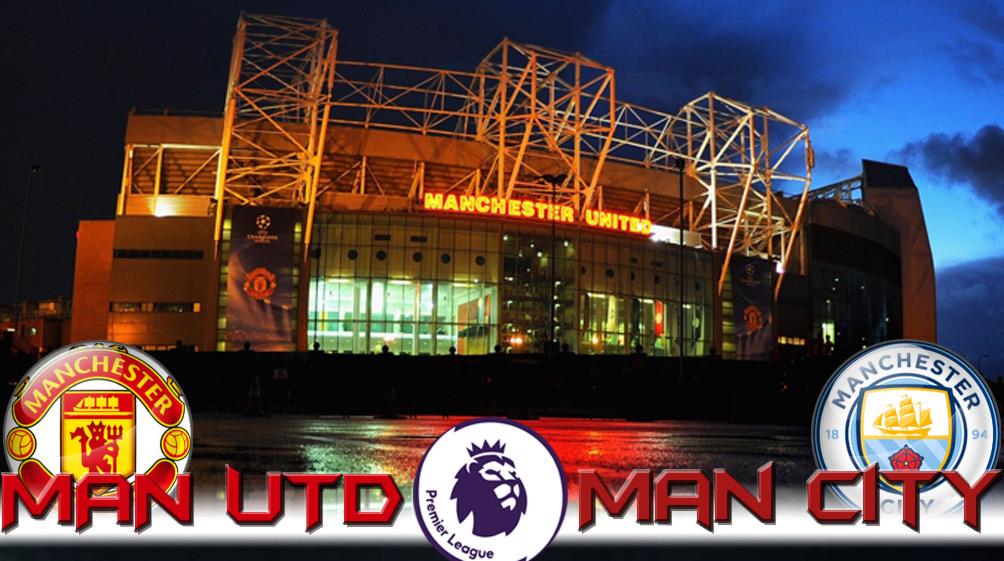 """MU - Man City: Ngày Manchester """"long trời lở đất"""" - 1"""