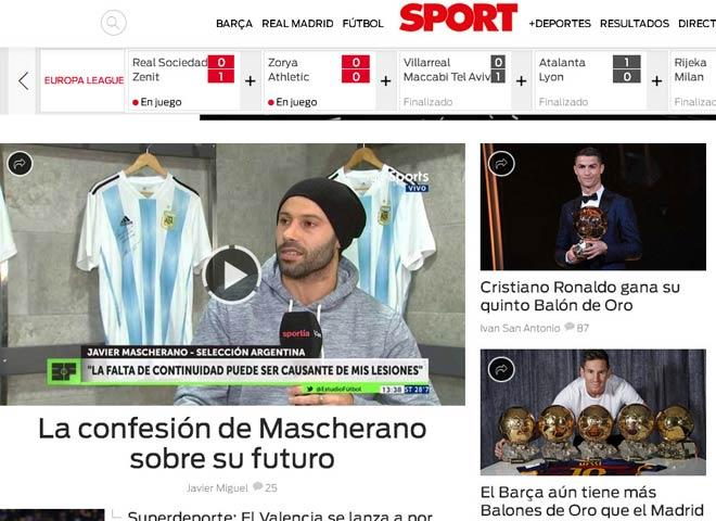 """Báo chí thế giới """"quỳ rạp"""" trước Ronaldo 5 Quả bóng Vàng - 6"""