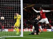 """Arsenal - BATE Borisov:  """" Bắn phá """"  tưng bừng, xả hận thua MU"""