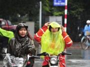 Tin tức trong ngày - Không khí lạnh tăng cường, miền Bắc chìm trong mưa rét