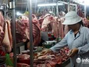 Thị trường - Tiêu dùng - Giá thịt lợn giảm vô tình kìm chỉ số giá tiêu dùng 2017