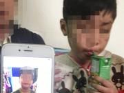 """Vụ bé trai 10 tuổi bị bạo hành ở HN:  """" Đừng hỏi về việc cháu bị bố đánh nữa """""""