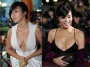 10 người đẹp sở hữu vòng 1  đốt mắt  nhất xứ kim chi