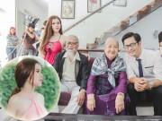 Người mẫu kiêm doanh nhân Diễm Thúy tung MV đầu tay